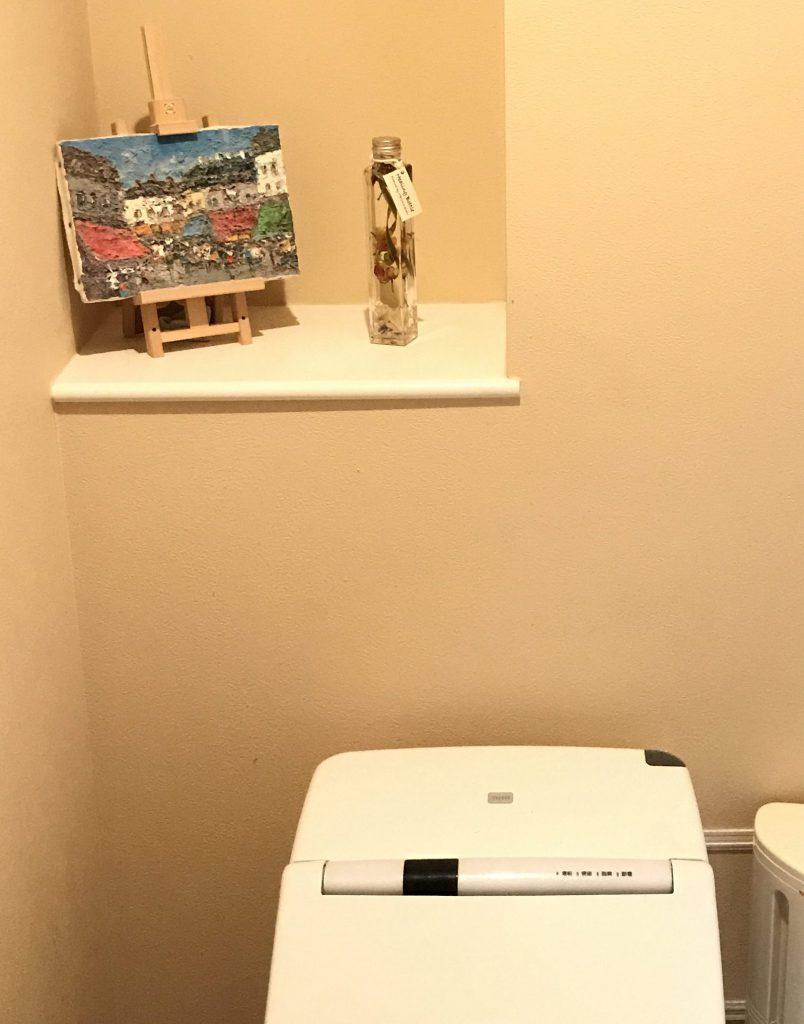 トイレ ヒーリングボトル