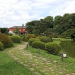 小石川植物園 旧東京医学校本館