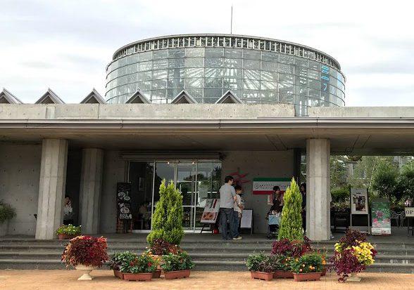三陽メディアフラワーミュージアム レストラン