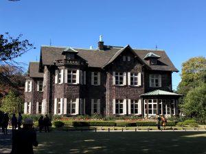 旧古河庭園 西洋館