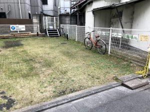 渋谷区ふれあい植物センター 案内板