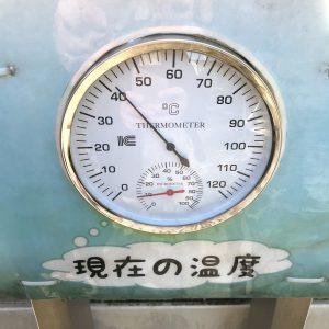 筑波実験植物園 熱帯雨林温室 気温