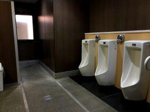 筑波実験植物園 教育棟 トイレ