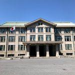 乾通り公開 宮内庁庁舎