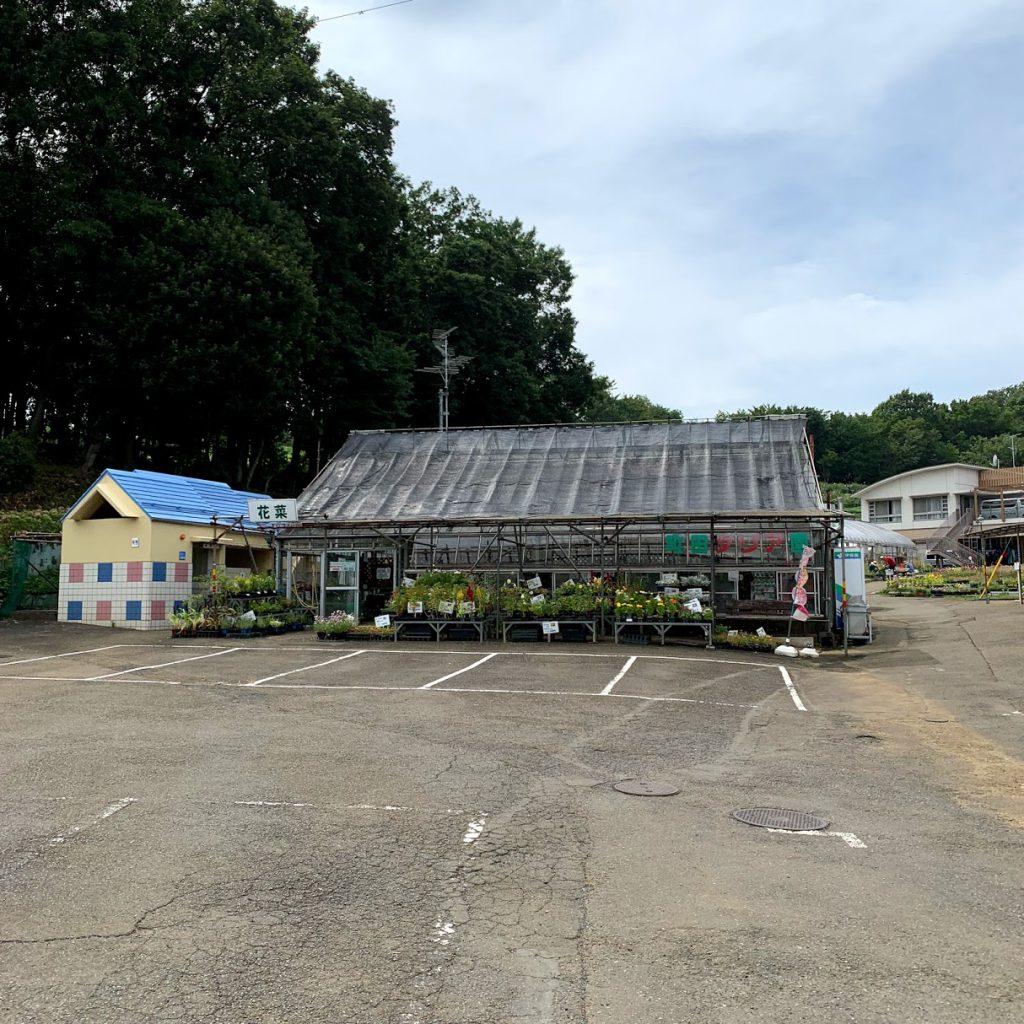 町田ダリア園のお花屋さん